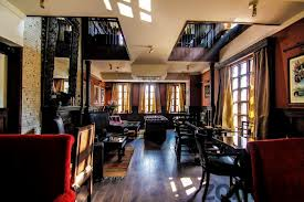 Want to try Anglo-Indian food, Thirty Nine in Hauz Khas ideal place