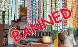 Three traders fined for storing banned gutka
