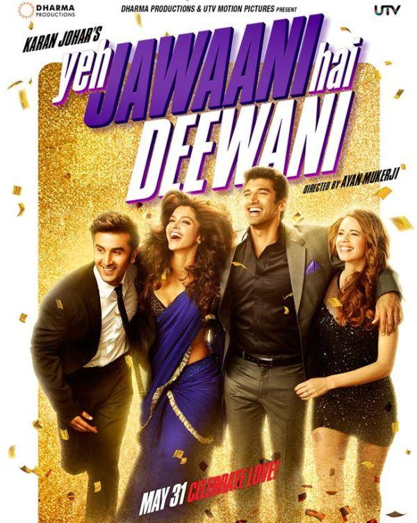 'Yeh Jawaani Hai Deewani' to spread love this weekend