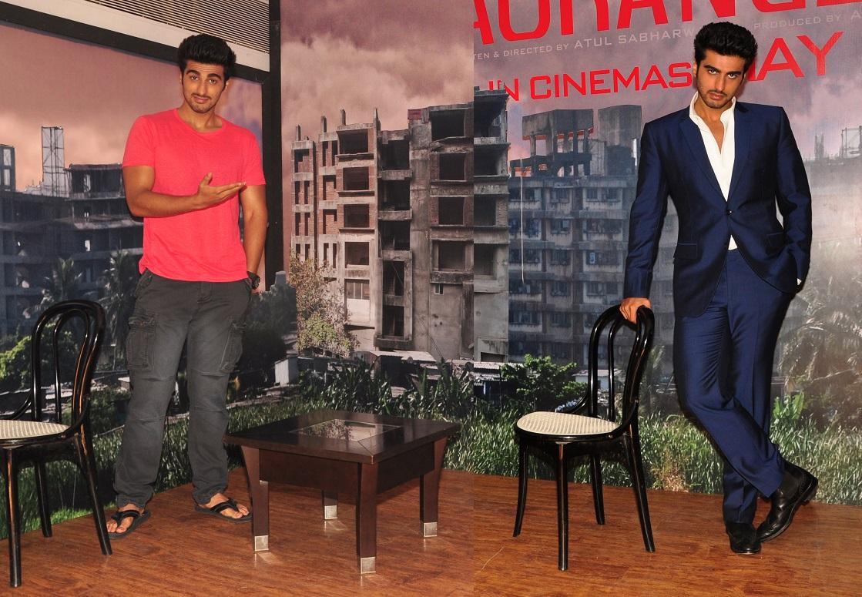 Arjun Kapoor to promote 'Aurangzeb' in double role