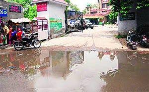 Badal fumes as Amritsar duplicates multi-crore sewerage