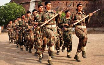 CRPF raise first all-woman commando unit