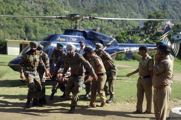 Chaos mars relief and rescue operations in Uttarakhand_5