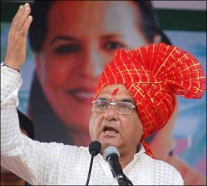 Congress detractors' noises hardly bother Hooda