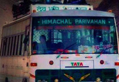 Delhi-Leh bus service restarts after eight months