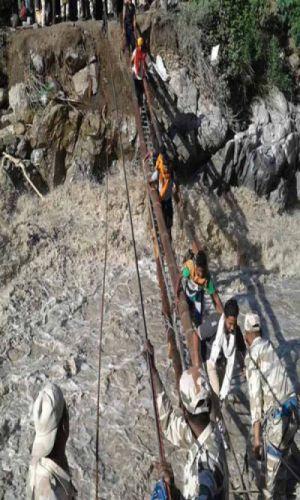 Uttarakhand: Falling woefully short of disaster management standards