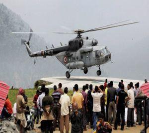 Heavy rains hit rescue operations in Uttarakhand