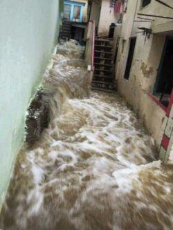 Heavy rains, wreak havoc in Uttarakhand