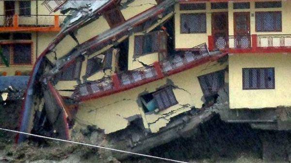 Heavy rains, wreak havoc in Uttarakhand_4