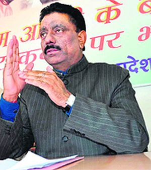 Himachal government needs to rethink cement, big hydro policy – Rathore