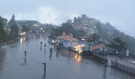 Himachal town gets highest precipitation in 15 years