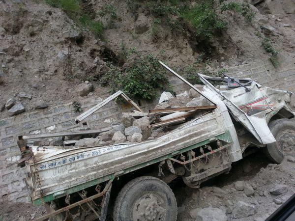 Kinnaur district of Himachal Pradesh devastated by heavy rainfall_1