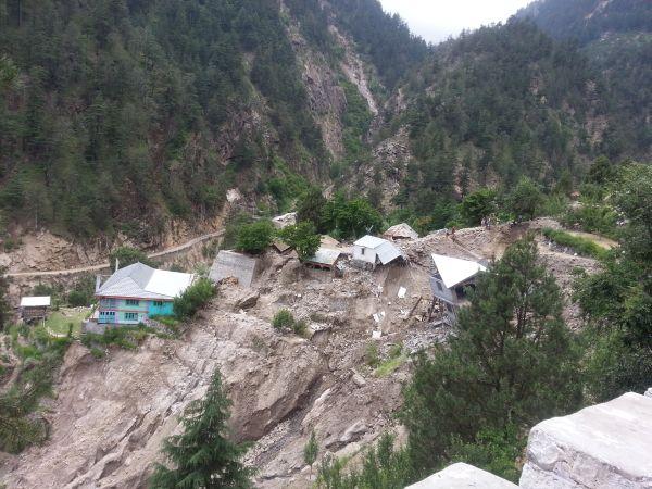 Kinnaur district of Himachal Pradesh devastated by heavy rainfall_4