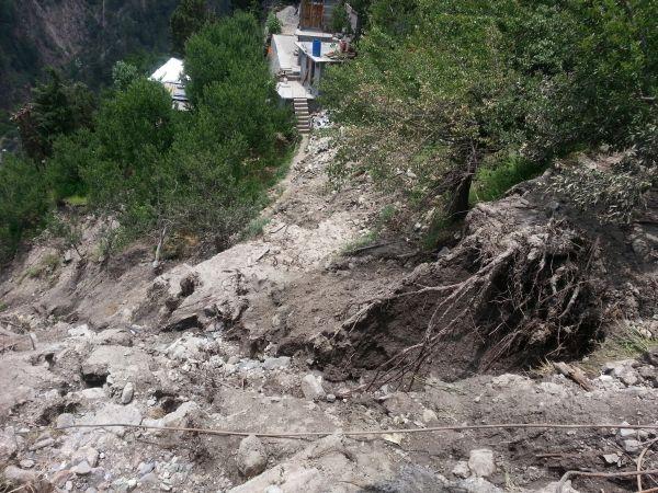 Kinnaur district of Himachal Pradesh devastated by heavy rainfall_5