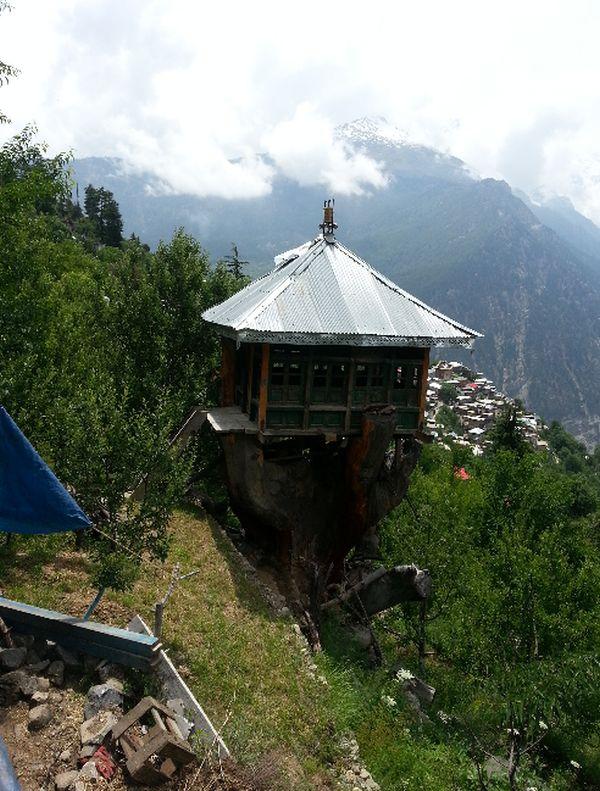 Kinnaur district of Himachal Pradesh devastated by heavy rainfall_6