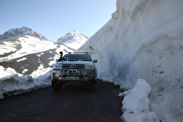 Mughal Rally 2013 to test 150 motorist in an uphill Himalayan track