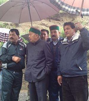 Ten killed in Himachal landslides; CM, over 1,500 tourists stranded