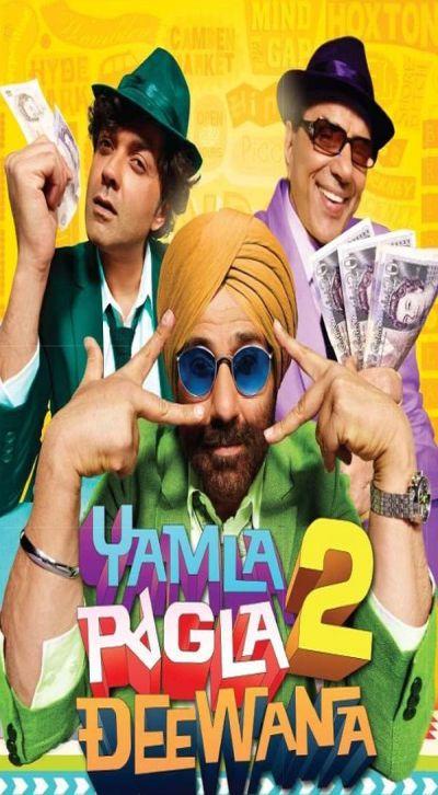 'Yamla Pagla Deewana 2' – a 'torturous' joke (Movie Review)