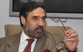 Commerce and Industry Minister Anand Sharma