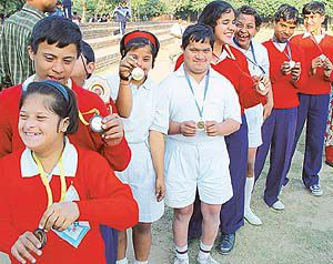 Corrupt cop's house is now school for mentally challenged kids