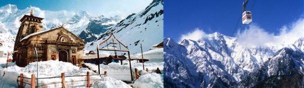 Kedarnath shrine may get ropeway