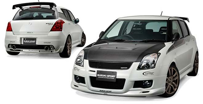 Maruti Suzuki introduces sporty version of Swift
