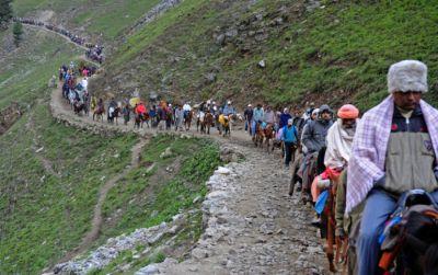 Over 140,000 pilgrims perform Amarnath Yatra