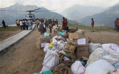Relief material not reaching needy : Uttarakhand speaker