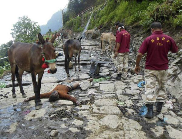Rescuers in Kedarnath run out of supplies, hit by diseases