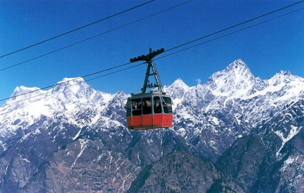 Shimla to have ropeway to tackle heavy traffic