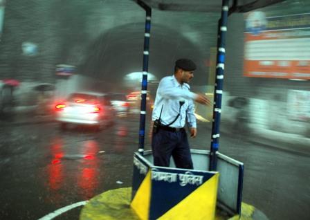 Shimla traffic woes