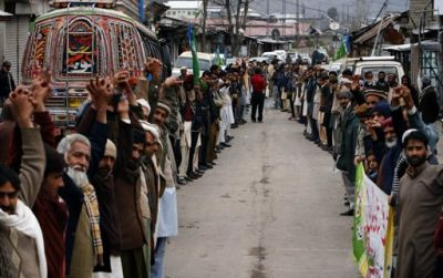 Tributes to 1931 martyrs amid separatist shutdown in Srinagar