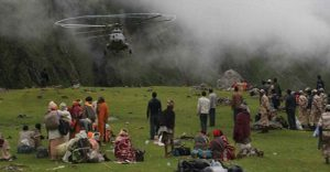 Uttarakhand evacuation ends, relief work continues