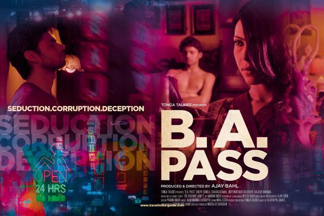 BA Pass