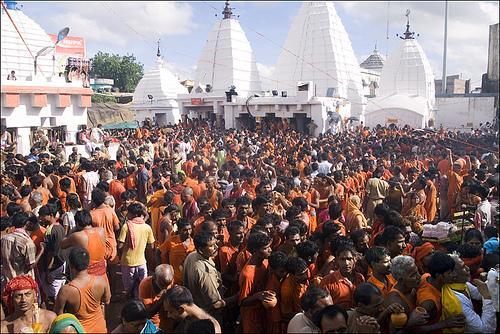 Baidyanathan Temple, Deoghar