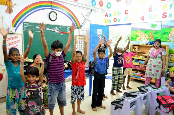 Canshala: A school for children with cancer!