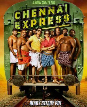 'Chennai Express' a typical sambar-and-sandalwood creation (Movie Review)