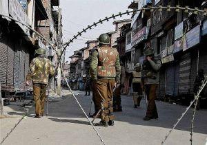 Curfew continues in Kishtwar, home secretary arrives!
