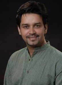 Himachal cricket body chief Anurag Thakur blamed for graft