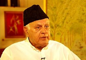 India should continue talking to Pakistan says Farooq Abdullah!