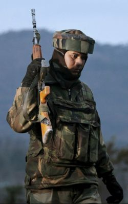 Indian soldiers' killing not way to better ties R.P.N. Singh