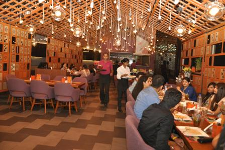 Chandigarh on a new gourmet high