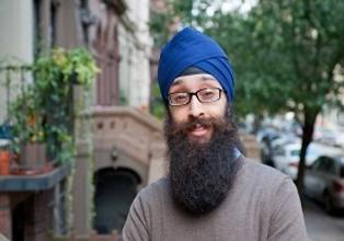 Sikh-professor