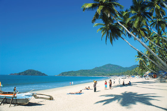 Top 7 Places to Visit in India - Goa