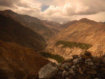 Leo village, Kinnaur Himachal Pradesh