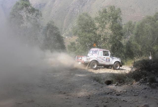Raid 13 dirt track