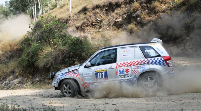 Suresh Rana/Ashwin Naik crowned champions of the 15th Maruti Suzuki Raid-de-Himalaya in X-Treme 4W category