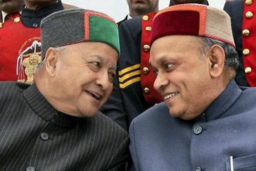 dhumal and virbhadra