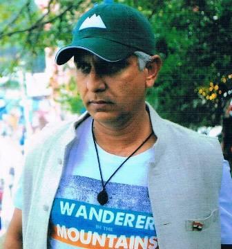 Filmmaker Vivek Mohan
