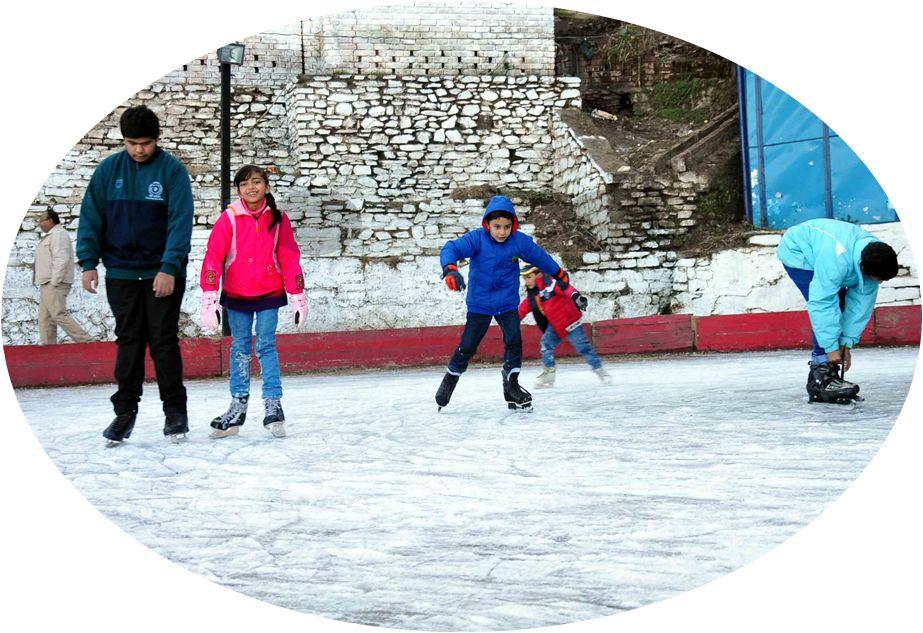 Ice skating season 2013-14
